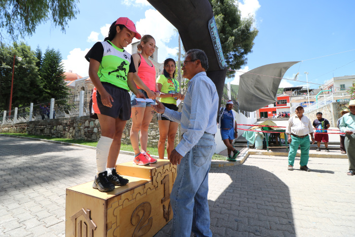 Podio25K femenil